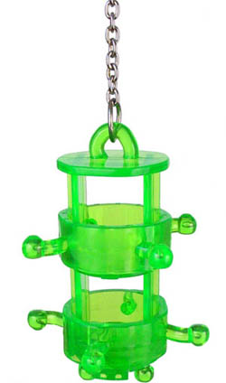 Snack Rack foraging bird toy by Nature's Instinct