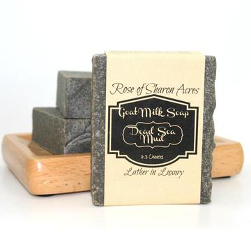 Dead Sea Mud Goat Milk Soap