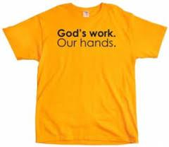God's Work. Our Hands Sunday!