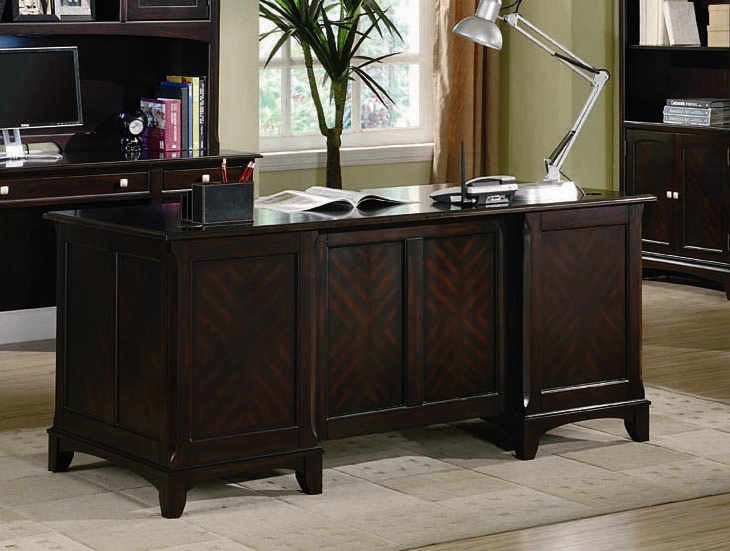 Executive Home Office Desk - Filing Cabinets - Affordable Home Office Sets - Discount Online Furniture