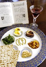 SEDER DINNER - Arrowhead Messianic Congregation