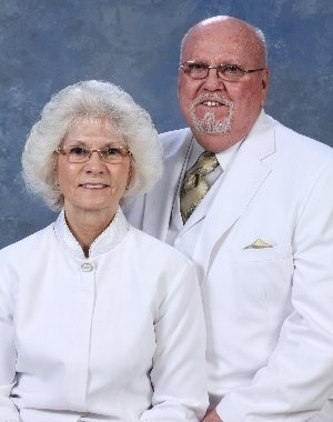 Pastor Barbara Mathews & First Gentleman John Mathews