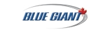 blue giant lift truck logo
