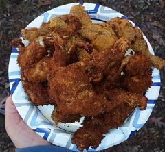 Where to buy order purchase eat hunt frog legs in Apopka Florida FL