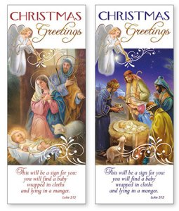 Angels Christmas Cards.Christmas Cards With Angels Baby Jesus
