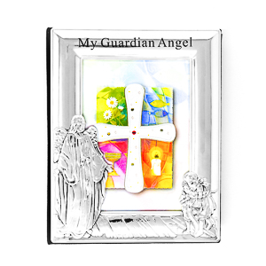 Guardian Angel Christening Photo Album.