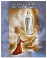Lourdes Novena & Prayer Book.