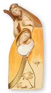 Resin Statue - Holy Family.