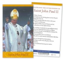 Saint John Paul II.