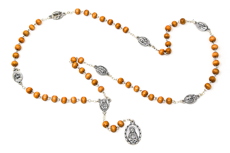Our Lady of Sorrows Chaplet.